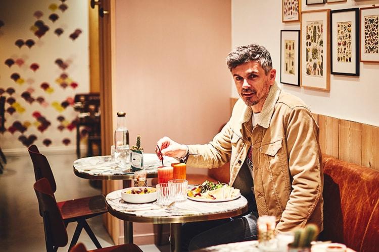 Chef Christophe Adam - Parigi