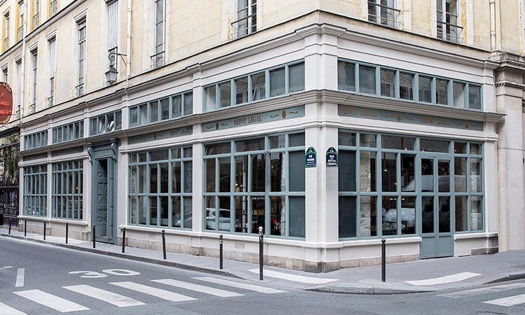 Depot Legal - Chef Christophe Adam - Parigi