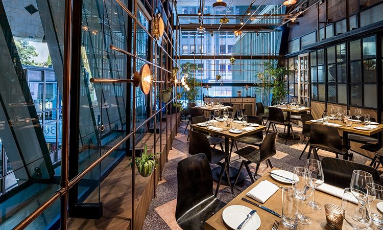 Enrico Bartolini - Spiga Italian restaurant - Hong Kong