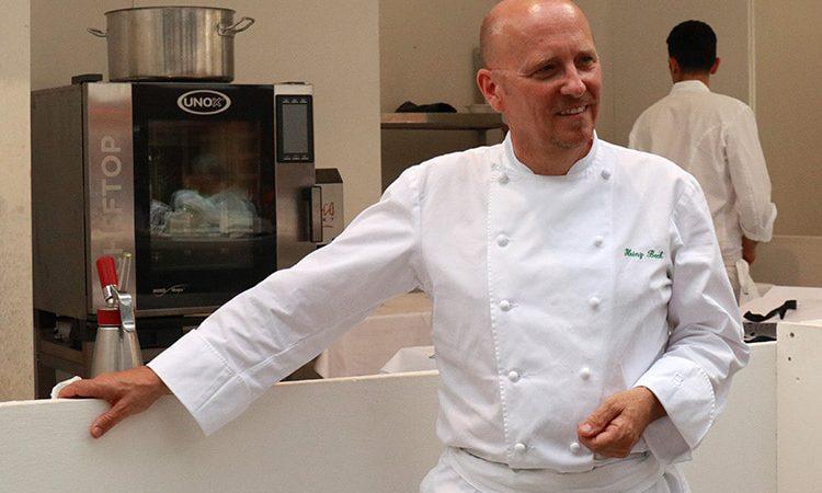 Chef Heinz Beck - iBestmag