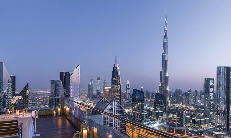Hotel Shangri-La Dubai