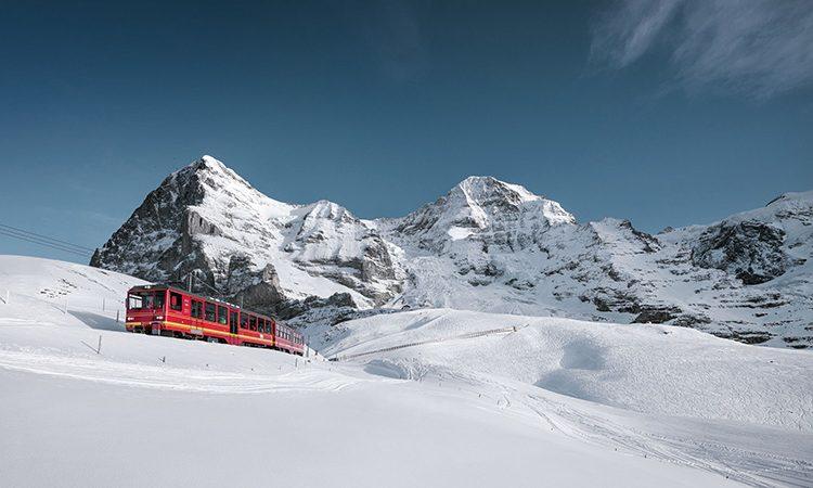 Jungfraubahn La ferrovia della Jungfrau