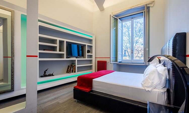 Luxury on the River Design Hotel Roma