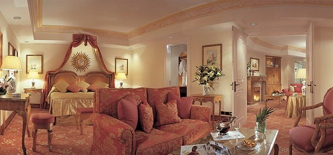 Olissippo Lapa Palace - Garden Suite