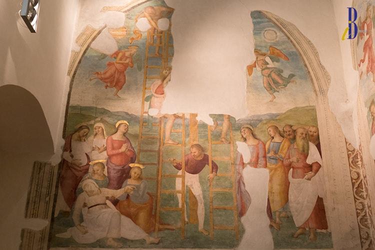 Secret Umbria - Città della Pieve - Il Perugino