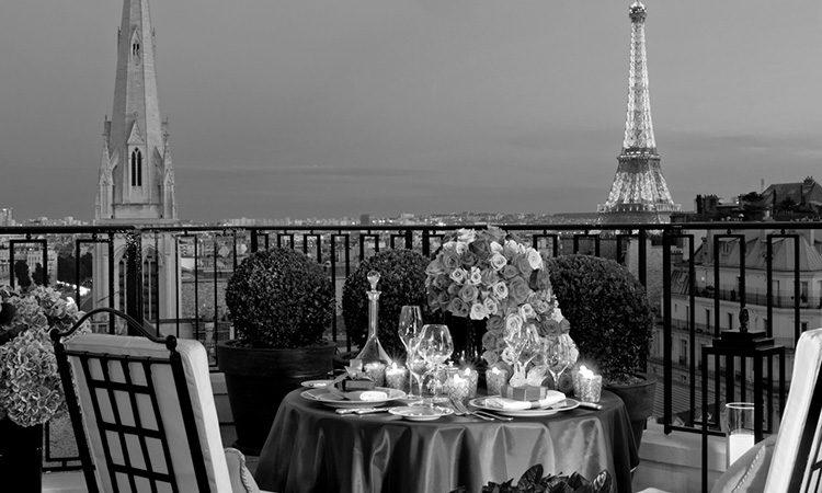 Sommelier Gabriele Del Carlo - Hotel FS George V - Parigi