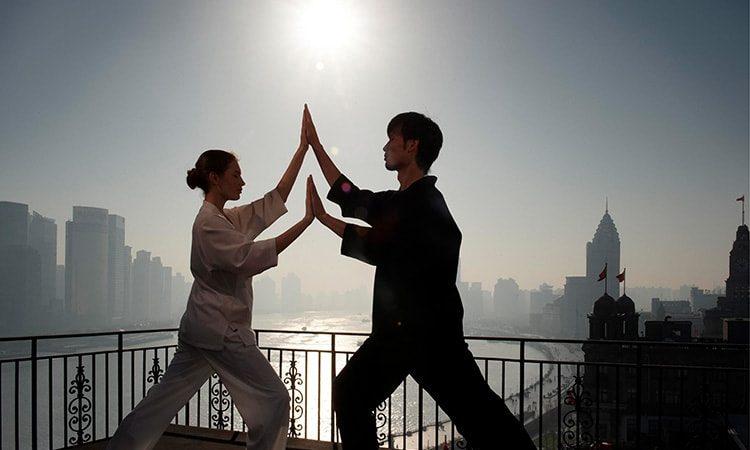 Fairmont Peace Hotel Shanghai - Willow Stream SPA