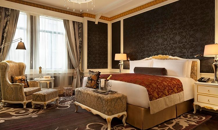 Fairmont Peace Hotel Shanghai