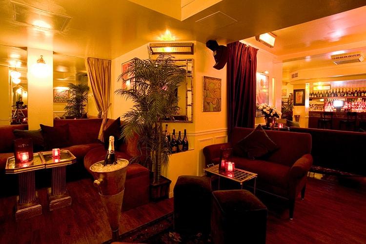 Flute Bar Lounge Midtown Manhattan