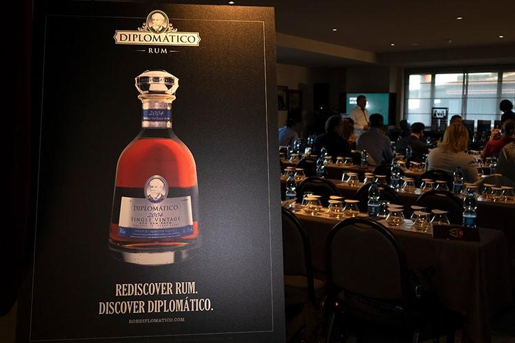 ShowRum - Verticale Diplomàtico Rum