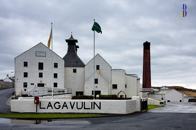 Islay - Single Malt Whisky - Lagavulin
