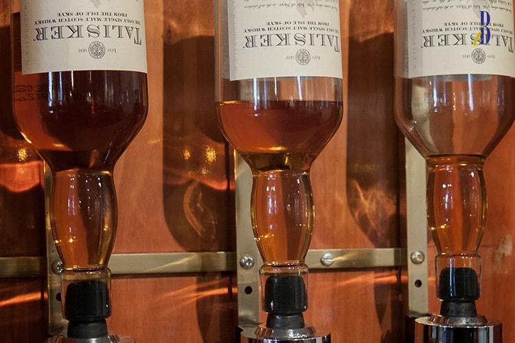 Skye - Single Malt Whisky -Talisker