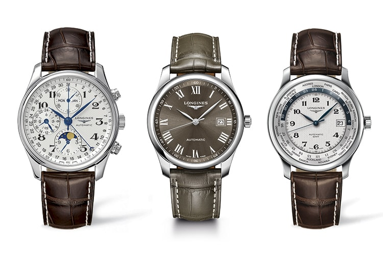 Longines Master Collection 01