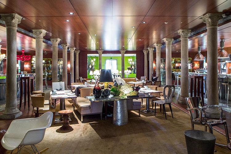 Palazzina Grassi - Venezia: The Restaurant