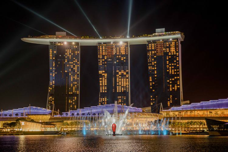 Marina Bay Sands – Singapore