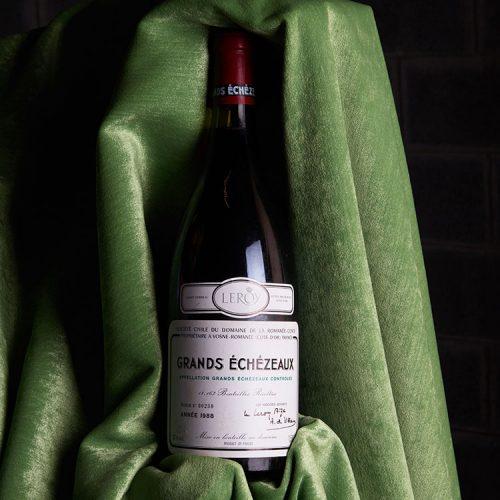 Asta Vini Romanee Conti - Grand Echézeaux