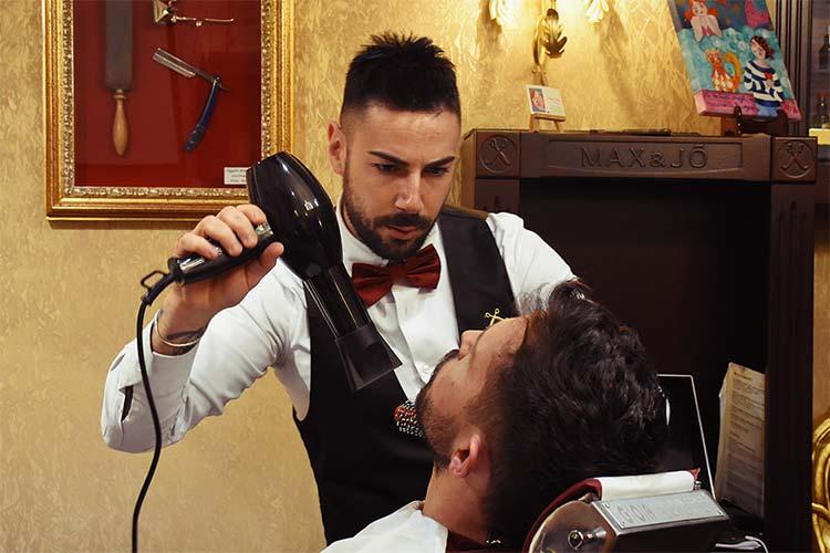 Barba Max&Jò Roma