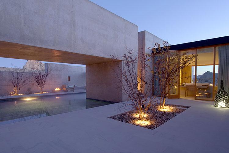 Amangiri Suite-Terrace & Pool