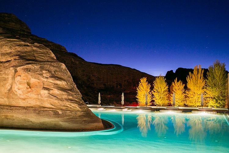 Amangiri Swimming pool