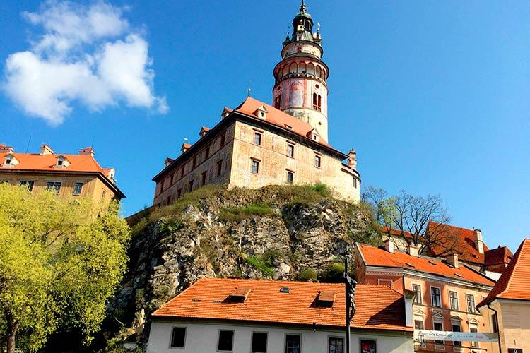 Český Krumlov Castle by graziegroupseng