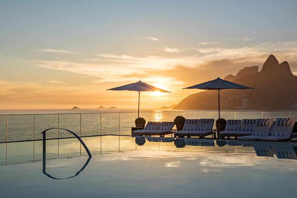 Hotel Fasano – Rio de Janeiro