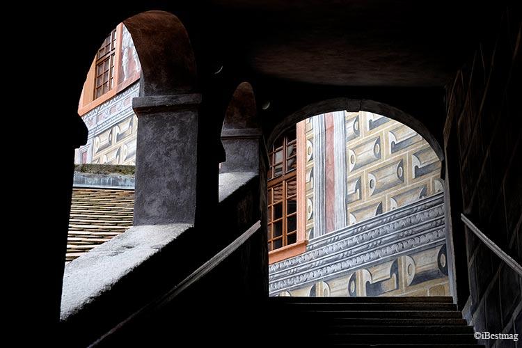 cesky krumlov castello by ibestmag