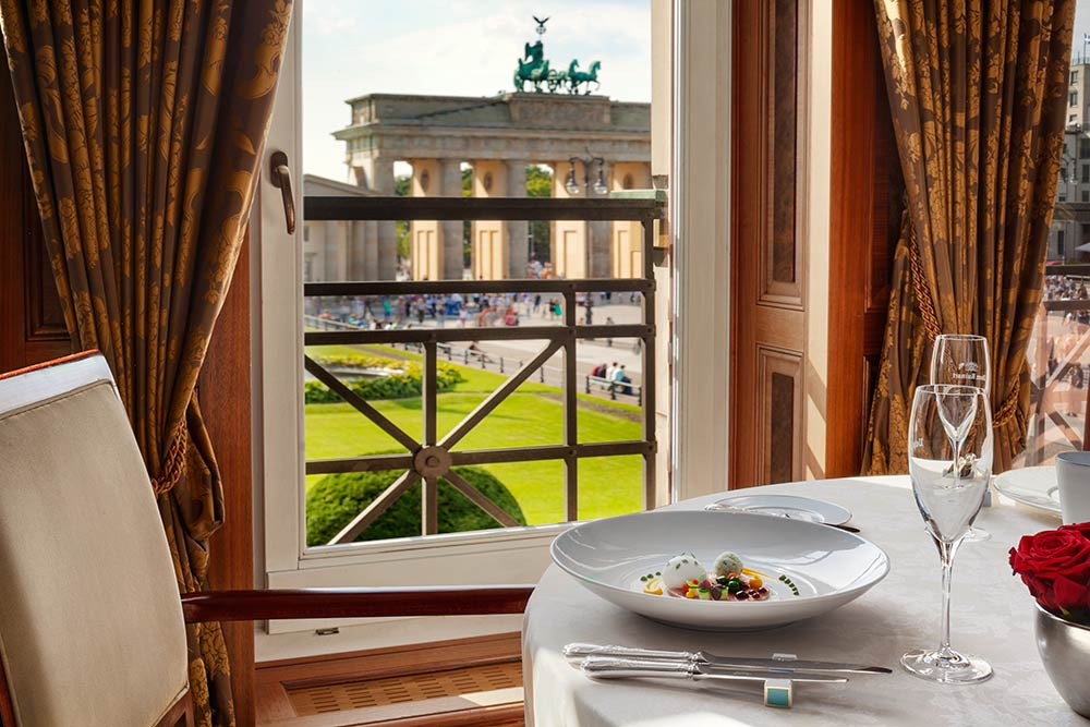 Hotel Adlon Kempinski - Berlino - Ristorante Lorenz Adlon Esszimmer