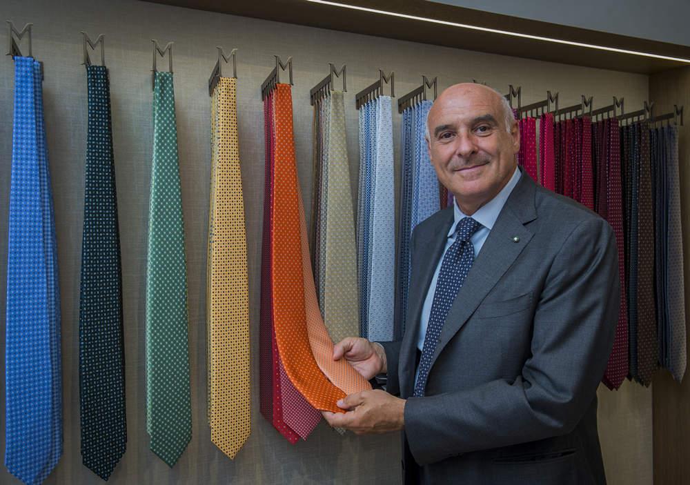 E. Marinella – Cravatte d'Autore
