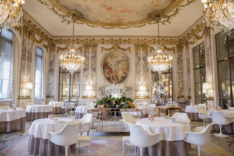iBESTmag - Hotel Le Meurice - lmad salle