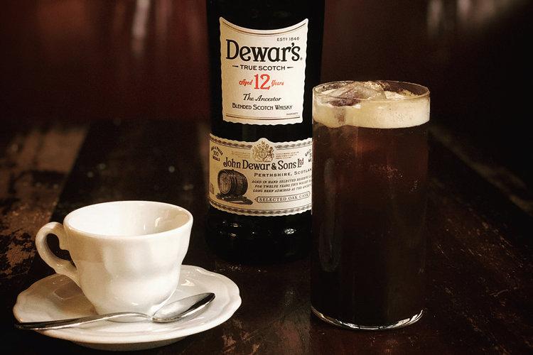 iBESTmag - drink COFFEE AND CIGARETTES di Mario Farulla bar manager del Ristorante Baccano di Roma