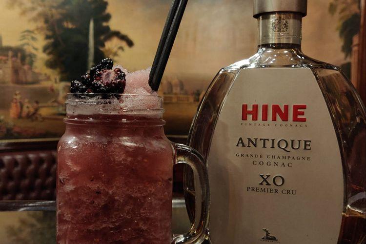 Tre Cocktail Cinematografici con Cognac Hine