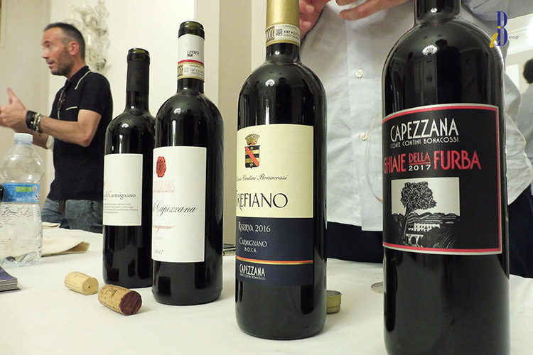 iBESTmag -GoWine - Cantine d'Italia 2021 - Capezzana